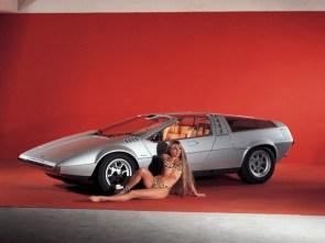 1970 Porsche Tapiro Concept