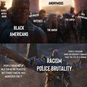Avengers vers Thanos