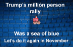 SEA OF BLUE