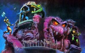 He-Man vs Skeletor