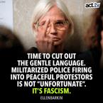 IT'S FASCISM
