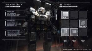 BattleTech Walking Death