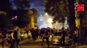 Police Richmond riots instigated by white supremacists disguised as Black Lives Matter