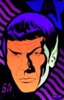 Blacklight Spock