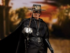 The Mask of Zorro 16 Scale Figure
