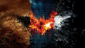 Batman movie logo wallpaper