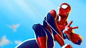 Spider-Man Loves You