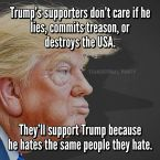 HATES THE SAME PEOPLE