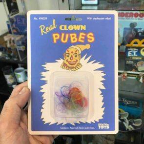 Clown Pubes