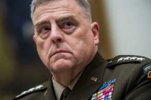 Top general says no role for military in presidential vote
