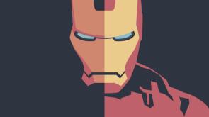 Iron Man is split