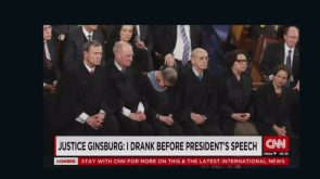 RIP & Pour One Out for the Notorious RBG