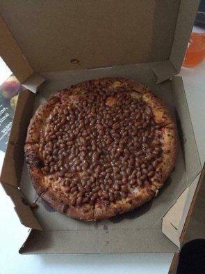bean pizza