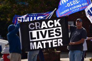 Crack Lives Matter 2020 Sept