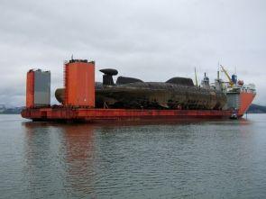 submarine transport