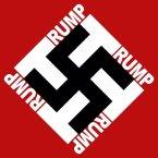 Trump Swastika