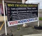 Why I'm Voting Democrat