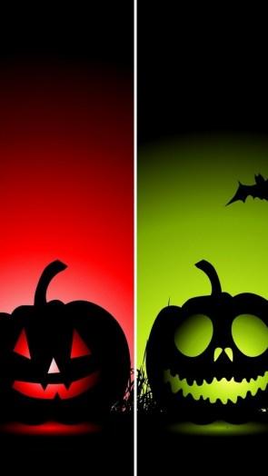 split pumpkins