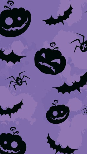 Bats and Spiders and Pumpkins