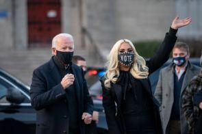Lady Gaga Congratulates Joe Biden Kamala Harris After Election Win