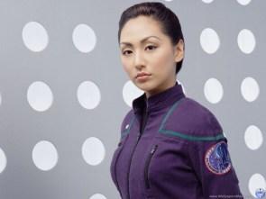 Hoshi in Uniform