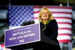 Disgusting Display of Misogyny WSJ Faces Backlash for Dr Jill Biden Op-Ed