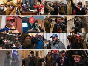 Photos of alleged Trump rioters released by DC police