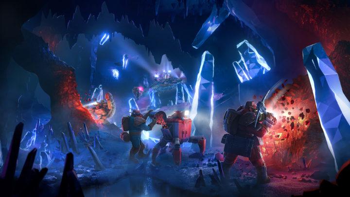 Deep Rock Galactic Crystal Caves 720x405 Deep Rock Galactic Crystal Caves