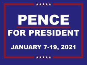 Pence for President