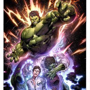 Hulk commission by Philip Tan