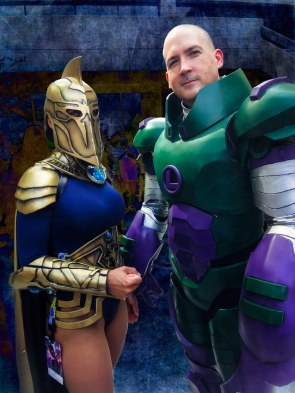 Doctor Fate & Lex Luthor