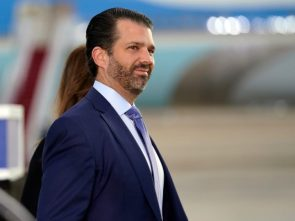 Don Trump Jr hits out at Democrat governor of Texas… who is actually Republican