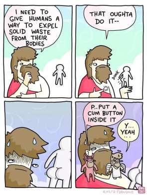 Cum Button