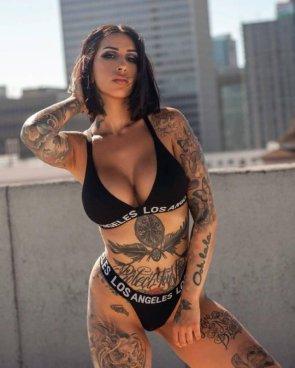 Tattooed Girls 50 pics
