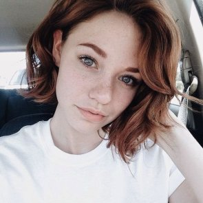Girls With Freckles 34 pics