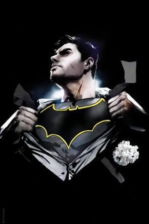 Batman #50 Variant by Mark 'Jock' Simpson