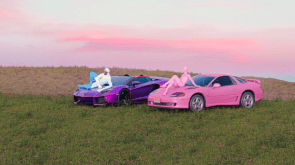 pink friends
