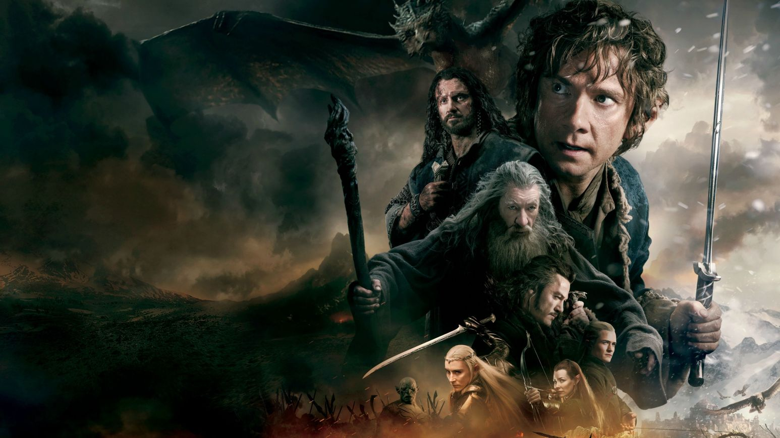 The lord of the Hobbits