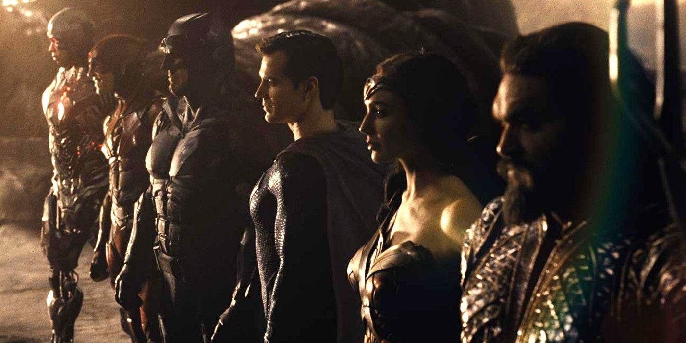 New Justice League Viewing Figures Only 13rd Finished Snyder Cut
