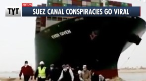You Won't Believe These Suez Canal Conspiracies
