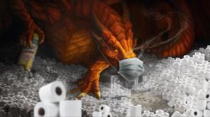 Saw this titled The Isolation of Smaug and lost it ?