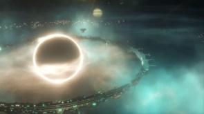black hole station
