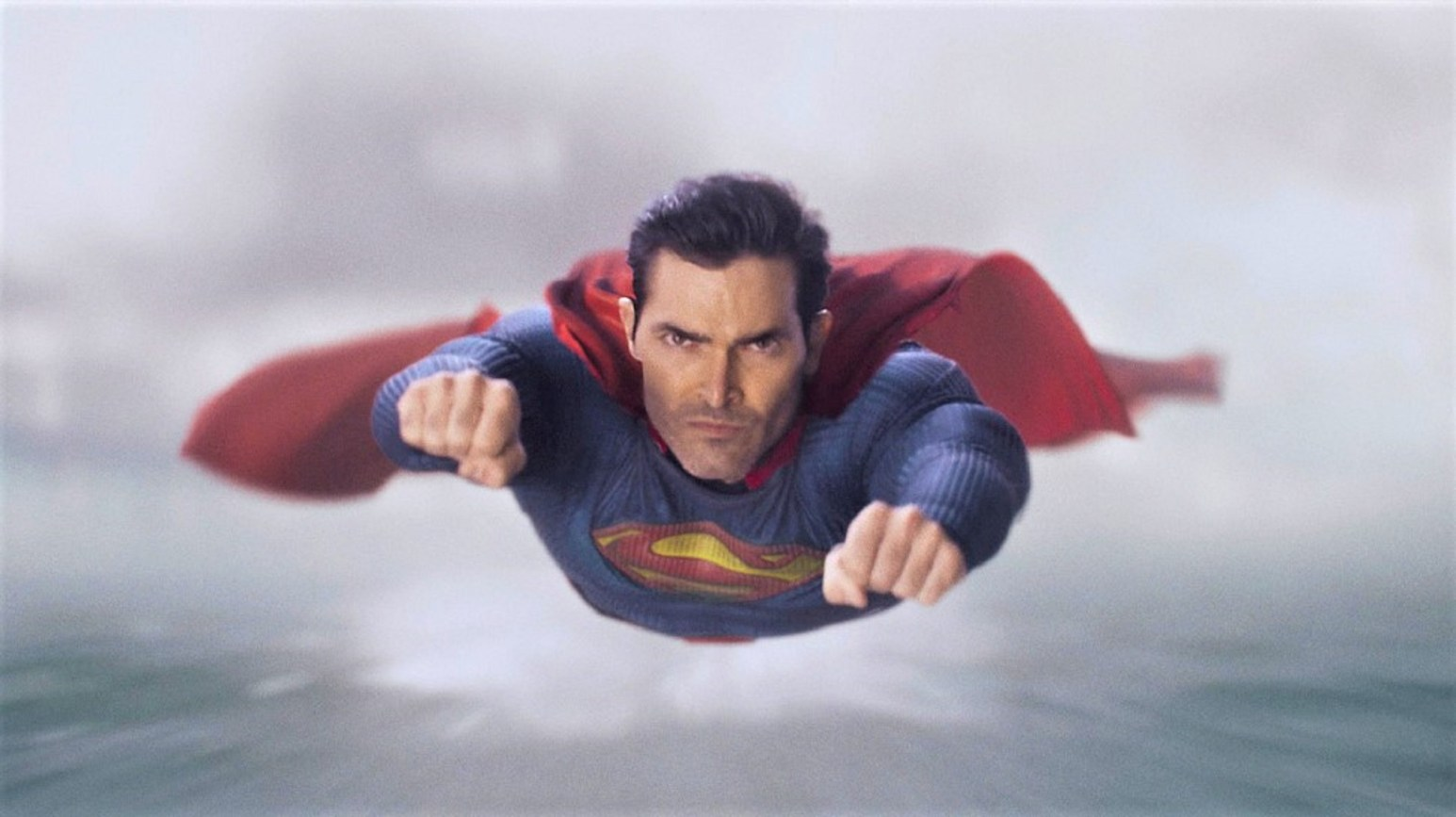 There's a new Superman in town and he's fucking pissed