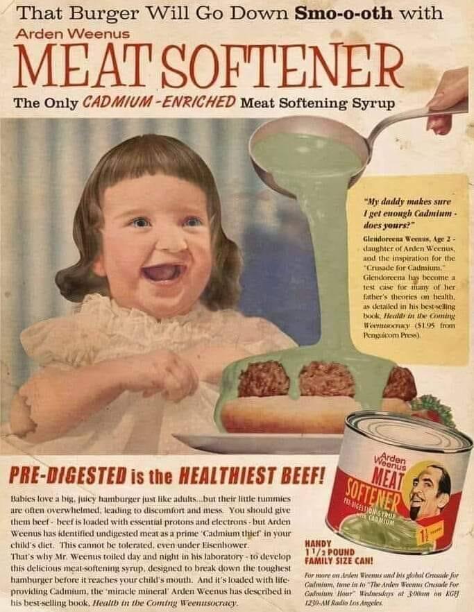 MEAT SOFTENER