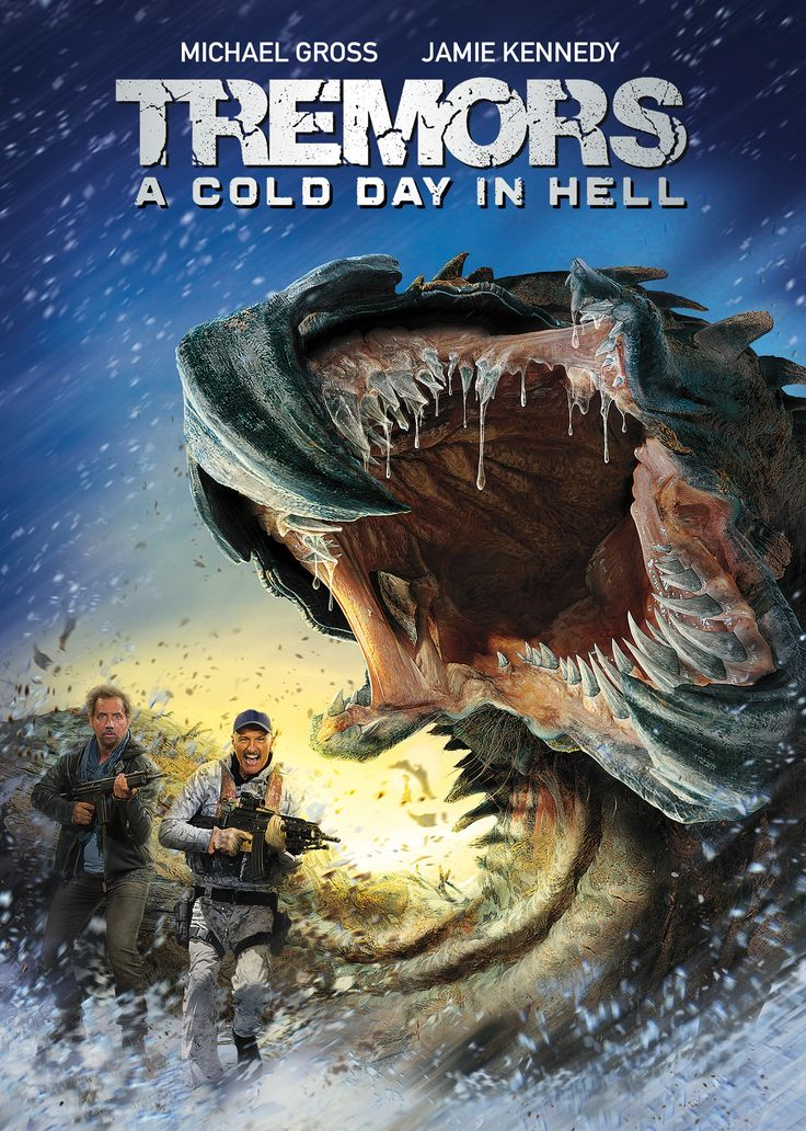 Tremors A Cold Day in Hell