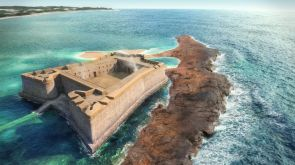 Castillo del Morro by JR Casals