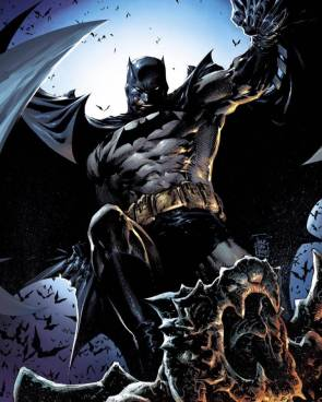 Detective Comics #1010 Variant by Philip Tan and Rainier Bered