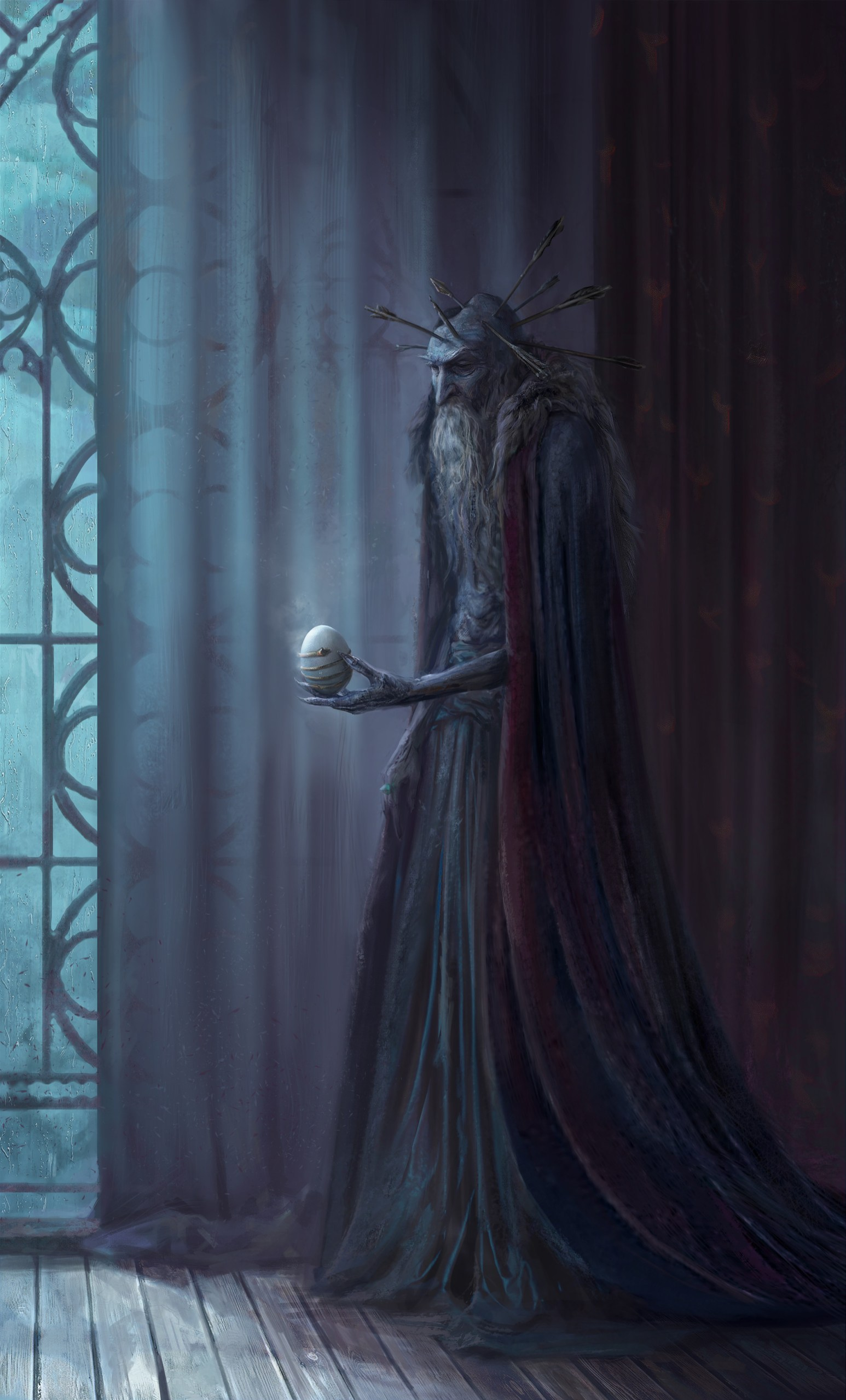 Koschei the deathless The Last Treasure by Alexey Zaporozhets
