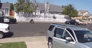 Doorbell video captures police officer punching and throwing teen with autism to the ground