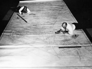 Town Planners Life Before AutoCAD